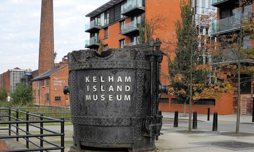 Applying knowledge and understanding in science: Kelham Island