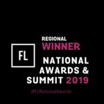 Forward Ladies National Awards - Regional Winner