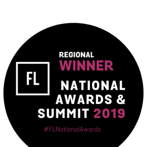 Forward Ladies National Awards - Regional Winner