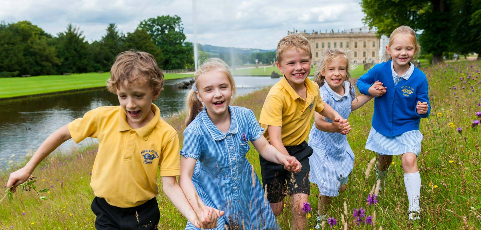 Free Outdoor Learning with Chatsworth Educational Trust