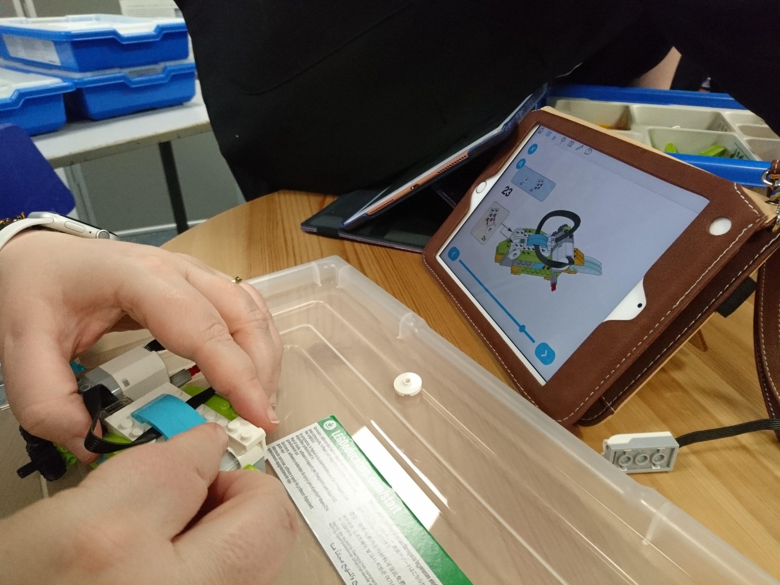 Lego Coding Workshop