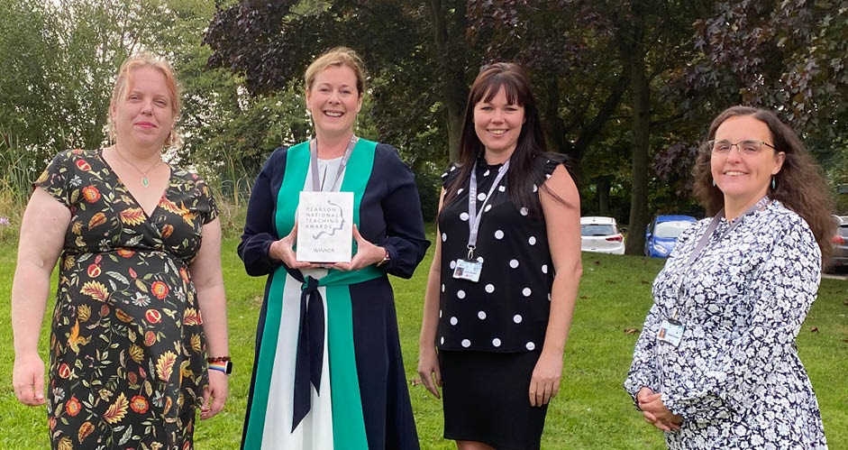 Charity Activities: Award for Impact through Partnership
