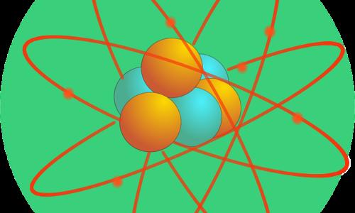 Radioactivity and atomic structure physics