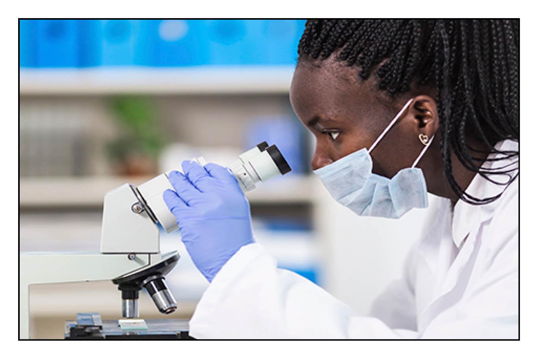 Science Technician microscope